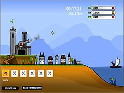Sand Castle Game