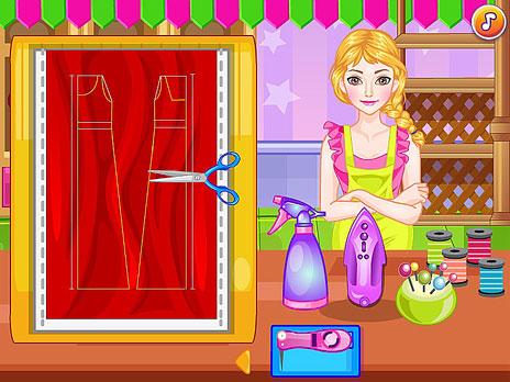 Ellie Little Tailor