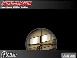 Sniper Assassin – Long Range Killing Machine