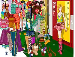 Fashion Shopping Dressup