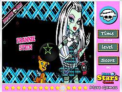 Frankie Stein Hidden Stars