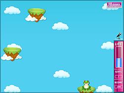 Frog Jump To Prince