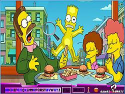 Hidden Alphabets – Simpson