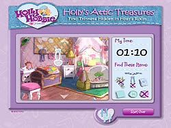 Holly's  Attic Treasures