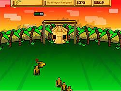 Jungle Defender