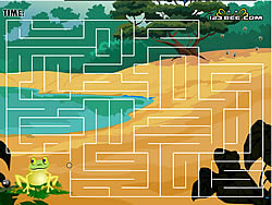 Maze Game – Game Play 13