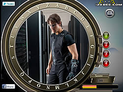 Mission Impossible 4 – Hidden Alphabets