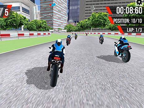 Moto Xspeed GP