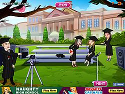Naughty Yearbook