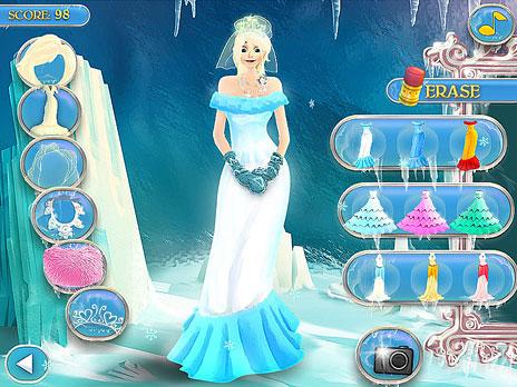 Perfect Wedding Elsa & Jack