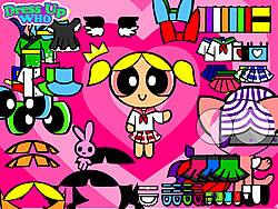 Powerpuff Girls Dress Up