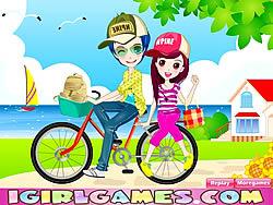 Romantic Bike Lovers