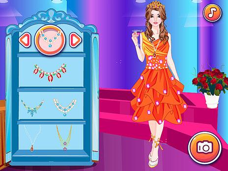Rubies Princess Party