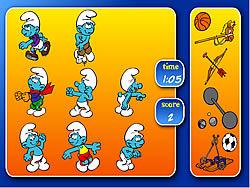Smurfs Sports Pairs