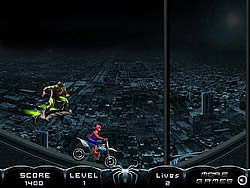 Spiderman Rush 2