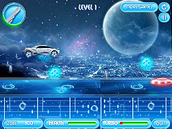 Car Jump Racing