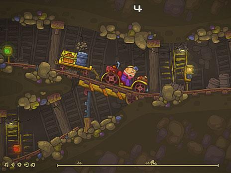 Mining Truck 2 – Trolley Transport